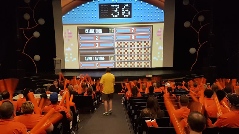Get Your Entire Team Involved with Classic Game Show Entertainment