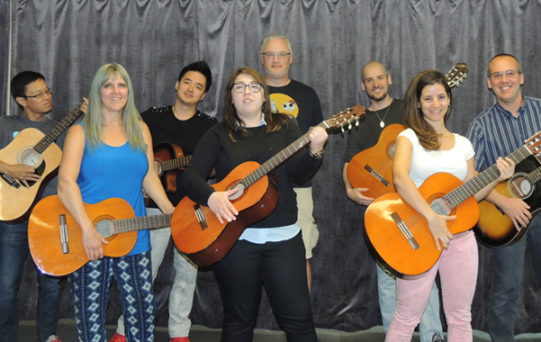 WELLNESS: MUSIC MASTERS LESSONS